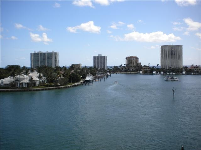north-east view of intracoastal
